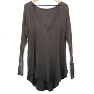Truly Madly Deeply | Oversized Tunic Thermal Top